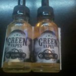 Lemon Crush « full vaping » par Green Vapes