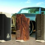 BOX LUX DUAL 26650 par Ijoy et Limitless Mod Co