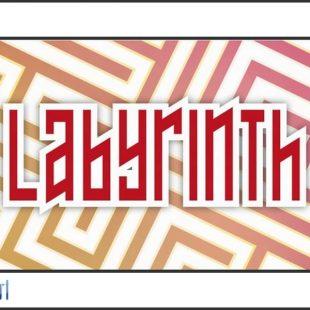 LABYRINTH (GAMME ARTISTS TOUCH) par FLAVOUR ART
