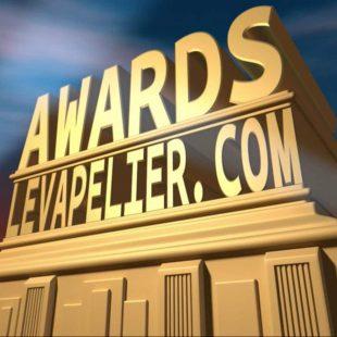 La cérémonie des LEVAPELIER.COM AWARDS en vidéo !