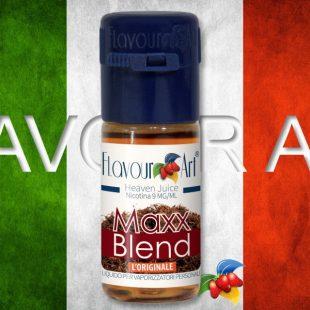 Maxx Blend par Flavour Art
