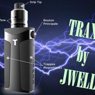 TRAXX (Setup Box + Dripper) par JWELL