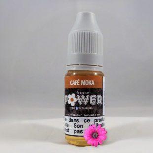 Café Moka (Gamme e-Nergy Drinks) par Flavour Power