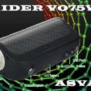 STRIDER VO75 par ASVAPE