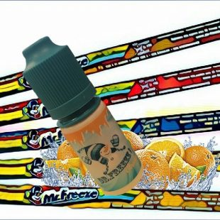Orange par Dr. Freezz !