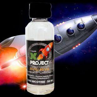 X Project par Chewy Juices