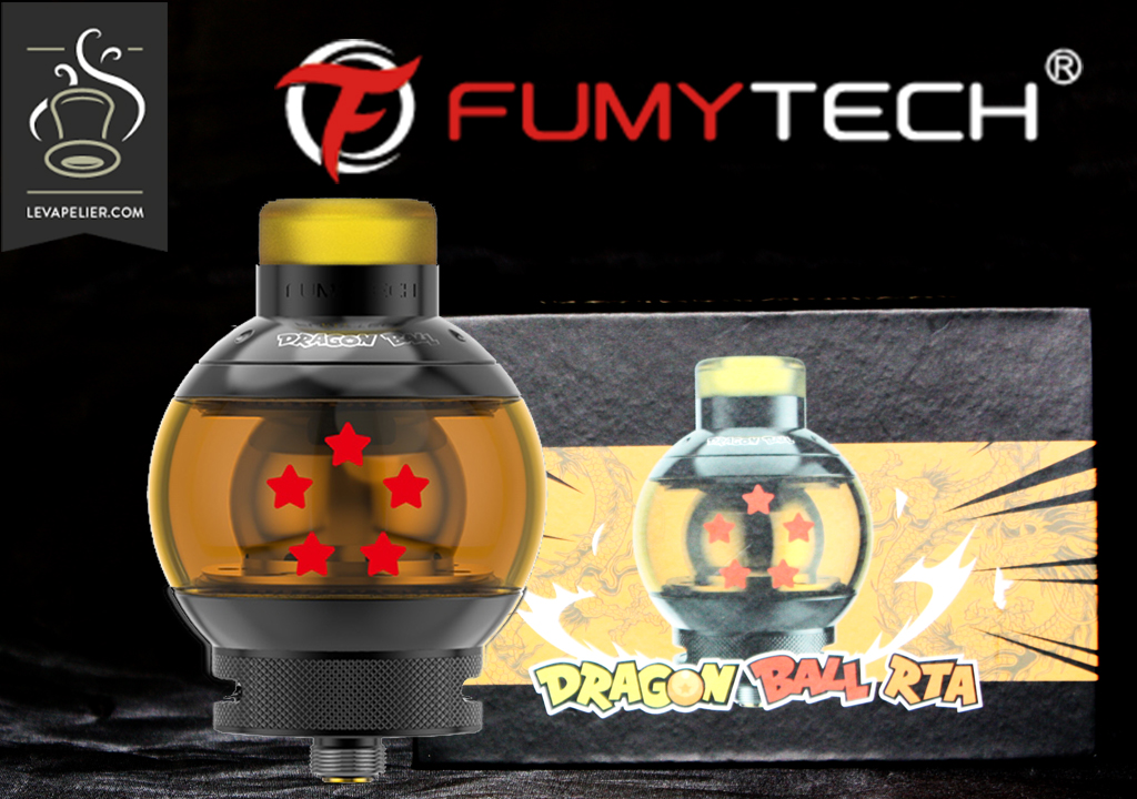 Dragon Ball RTA V2 door Fumytech