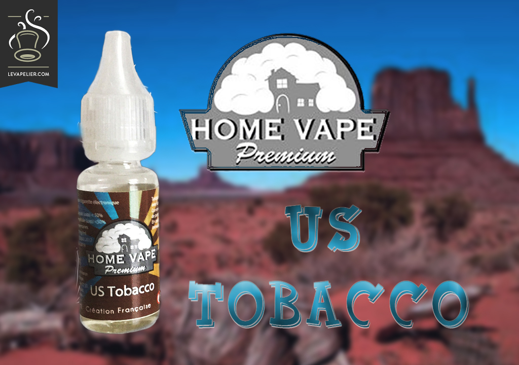 US Tobacco par Home Vape